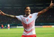 Alberto Goncalves Senang Sudah Bisa Menghafal Lagu Indonesia Raya