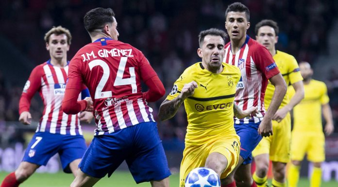 Dortmund Akhirnya Kalah Juga