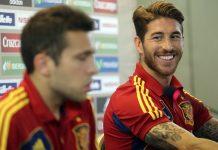 Jordi Alba Membantah Bila Rekannya, Ramos Memakai Doping!