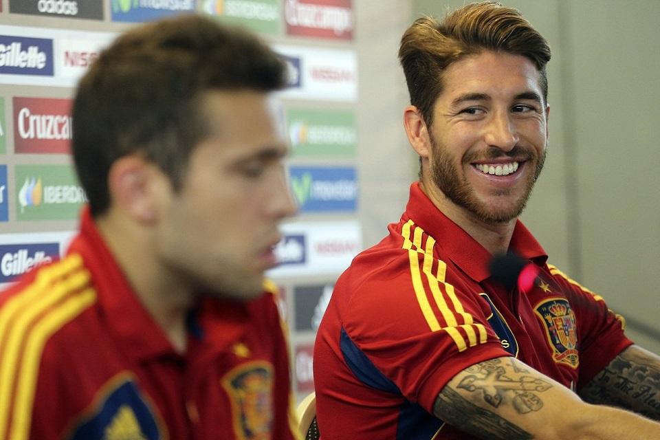 Ramos Calon Pemecah Rekor Jumlah Caps Terbanyak di Timnas Spanyol