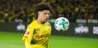 Sancho Dipatenkan Bersama Dortmund