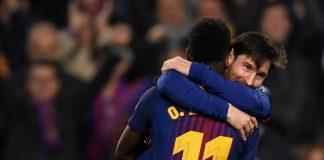 Messi Dembele Jadi Tandem Sempurna
