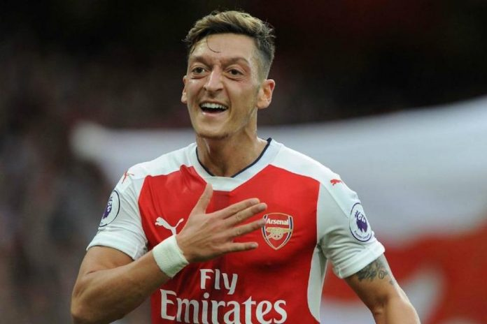 Tak Berjalan Mulus di Arsenal, Ozil Mengaku Semua Terasa Spesial