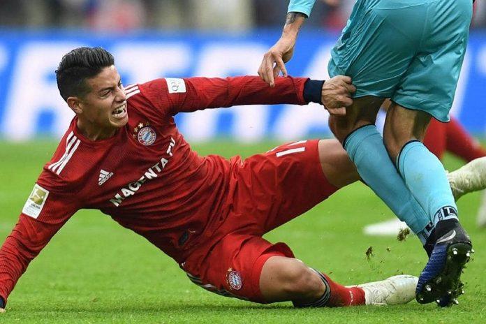 Kurang Cocok, Kovac Mengembalikan James Rodriguez Ke Madrid