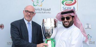 Supercoppa Italiana: Tak Terpengaruh Kasus Jamal Khashoggi, Supercoppa Italiana Tetap Digelar di Arab Saudi