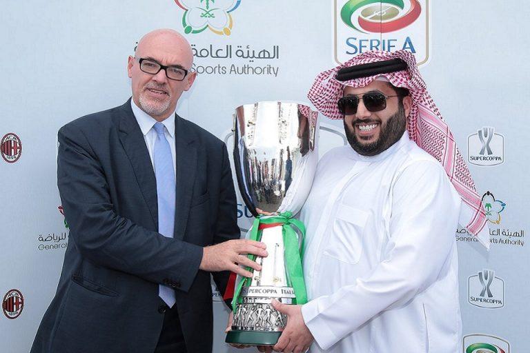 Tak Terpengaruh Kasus Jamal Khashoggi, Supercoppa Italiana Tetap Digelar di Arab Saudi