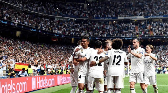 Tanah Italia Masih Bertuah Untuk Real Madrid