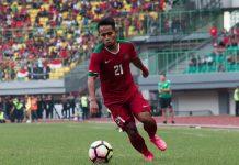 Piala AFF 2018: Tandang Ke Singapura, Andik Minta Dukungan TKI