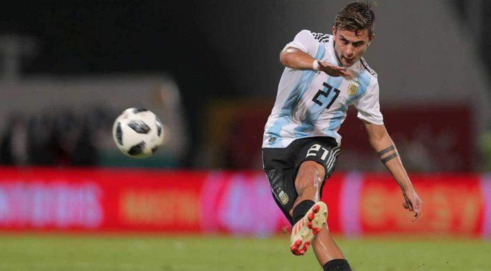 Argentina Paksakan Kemenangan Atas Mexico