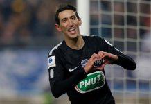 Angel Di Maria Teken Kontrak Baru di PSG Sampai 2021