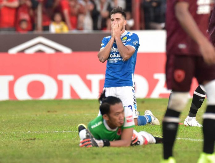 Usai Imbang, Persib Terhempas Dari Perebutan Juara Liga 1