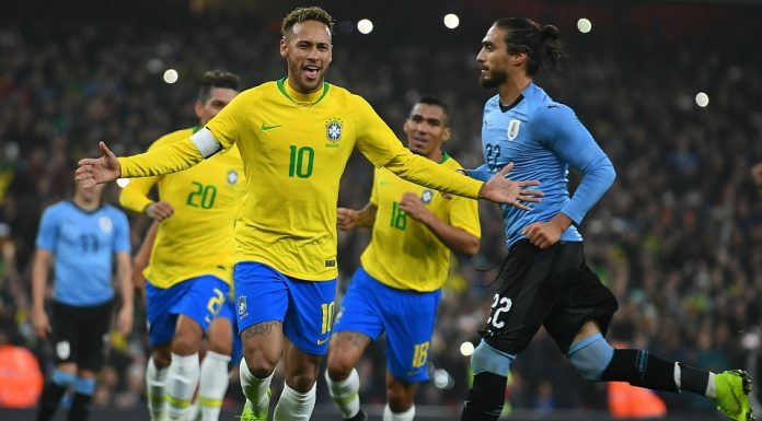 Tite Menyebut Neymar Sudah Cocok Jadi Kapten