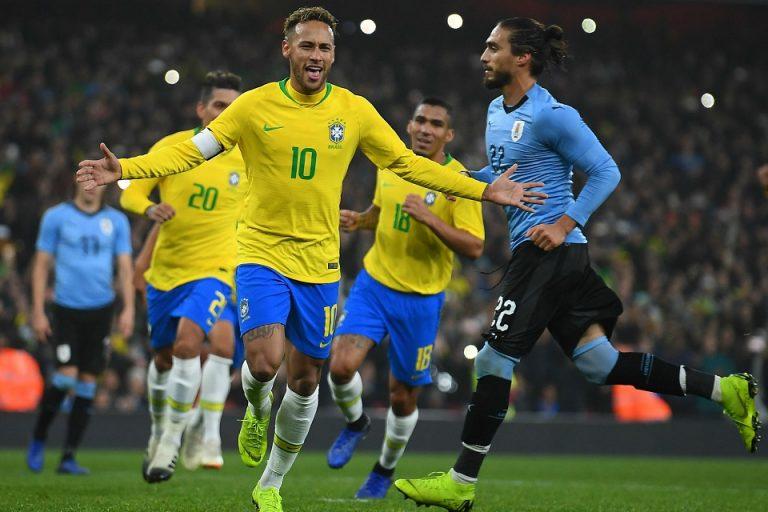 Tite: Neymar Sudah Tepat Jadi Kapten Brasil