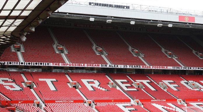 United Renovasi Old Trafford