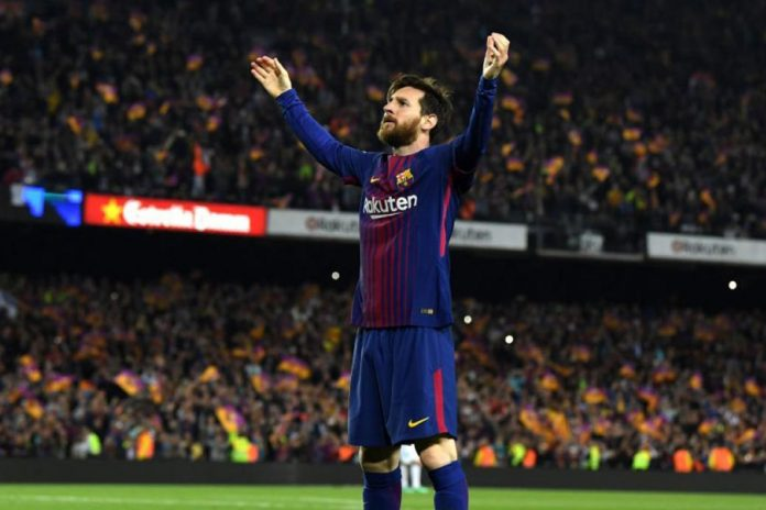 Messi Diragukan Tampil Jelang Laga Lawan Inter