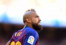 Barcelona Tolak Pinjamkan Arturo Vidal ke Inter Milan