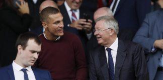 Nemanja Vidic: United Saat Ini Masih Sangat Jauh dari Era Ferguson