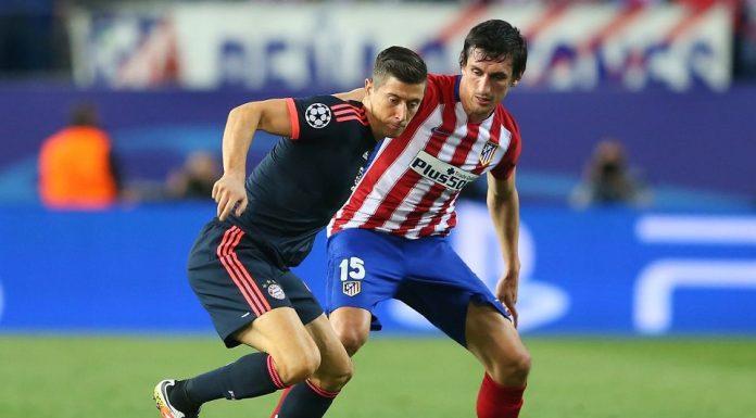 Liga Champions; Stefan Savic Berhasrat Membawa Atletico Sampai Final