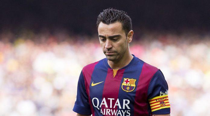 Xavi Kecewa Dengan Dewan Direksi Barca