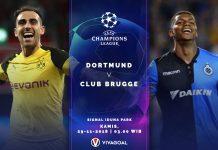 Dortmund Berebut Poin