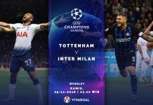 Liga Champions - Tottenham Hotspurs - Inter Milan
