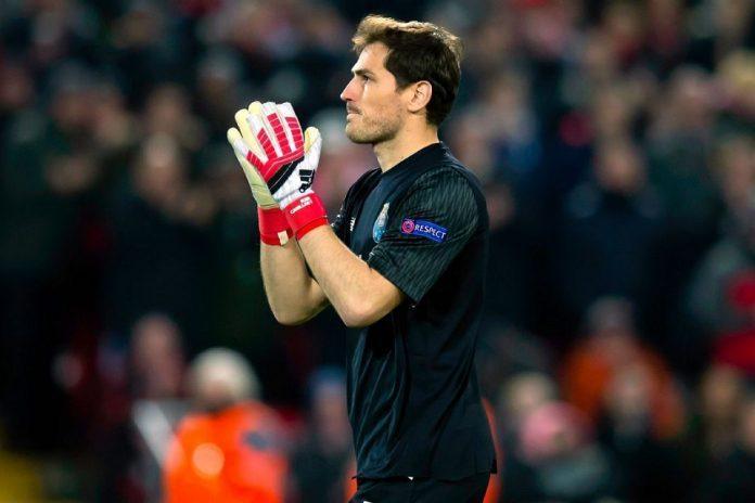 100 Kemenangan Casillas di Liga Champions samai Ronaldo