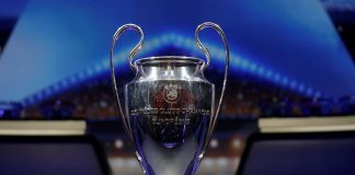 16 Tim Liga Champions Musim 2018/2019
