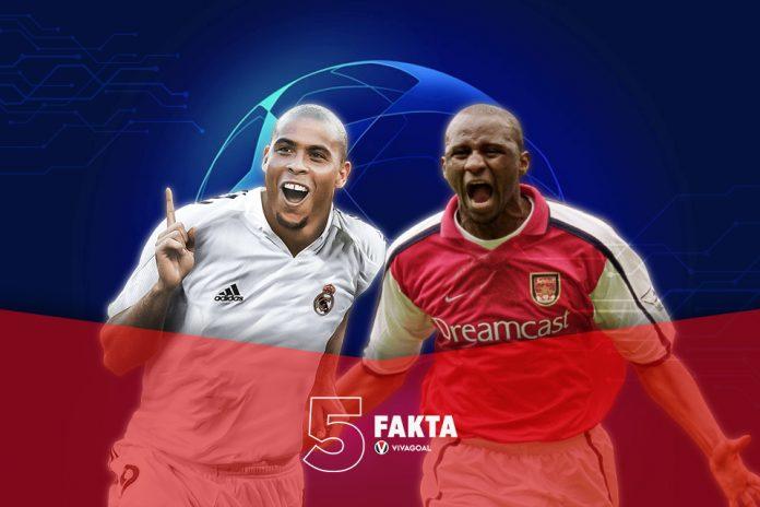 5 Fakta Pemain Legendaris Yang Tidak Pernah Juara Liga Champion