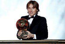 Ada Kesalahan di Penghitungan Suara Ballon d'Or 2018