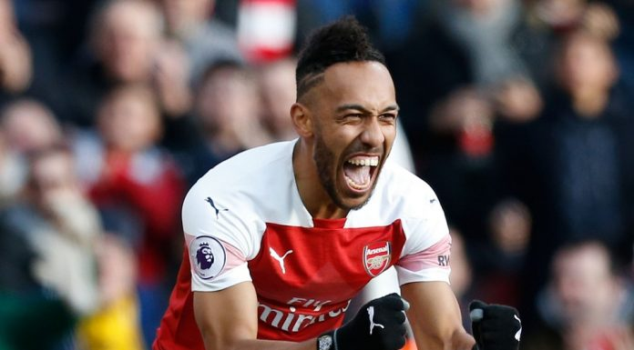 Pierre Emerick-Aubameyang - Afrika Kembali Dominasi Top Skorer Liga Primer Inggris