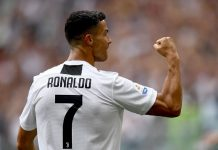 Tuk Pertama Kalinya Ronaldo Duduk di Bangku Cadangan Juventus