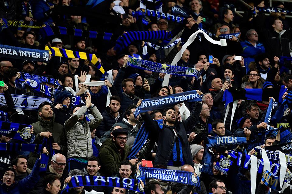 Kericuhan Warnai Laga Inter Kontra Napoli