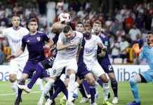 Al Ain Pastikan Satu Tempat di Final Piala Dunia Antar Klub