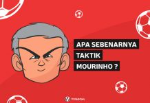 Apa Taktik Mourinho di MU Sebenarnya