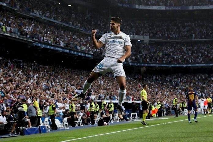 Dikaitkan Dengan Madrid, Asensio Bahagia di Madrid