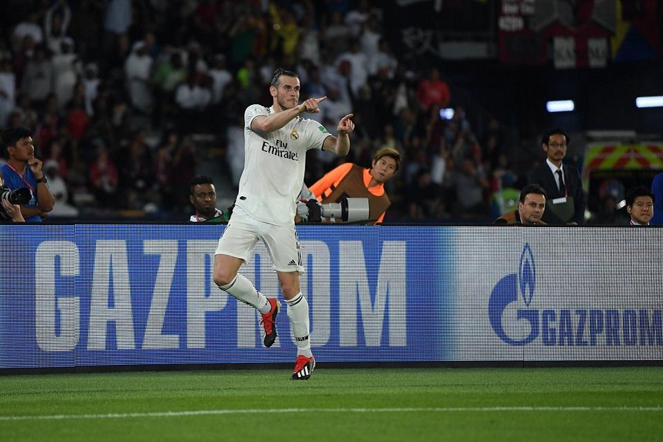 Hattrick, Bale Samai Rekor Suarez dan Ronaldo di Piala Dunia AntarKlub