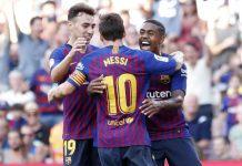 Barcelona Bertekad Rebut Juara Paruh Musim
