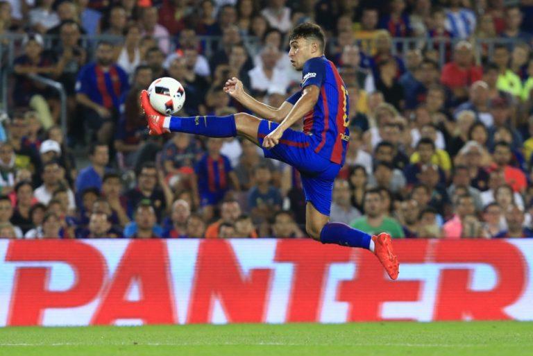 Barcelona Siap Lepas Munir El Haddadi Januari Nanti