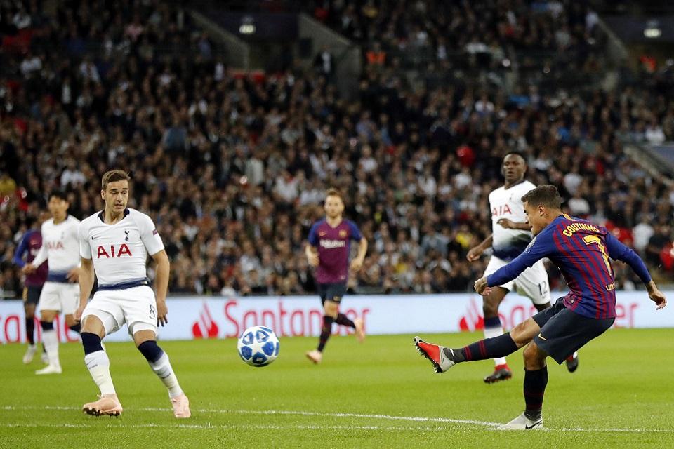 Barcelona Ingin Poin Penuh Saat Melawan Tottenham