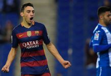 Celta Vigo Tertarik Untuk Mendatangkan 2 Pemain Barca, Denis Suarez dan Munir
