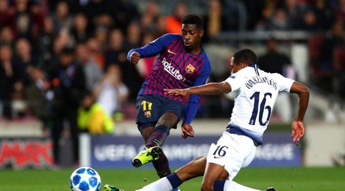 Valverde Enggan Beri Pujian Terhadap Gol Indah Dembele