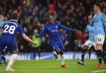 Chelsea Kalahkan City di Stamford Bridge
