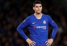 Chelsea Buka Peluang Barter Morata Dengan Higuain