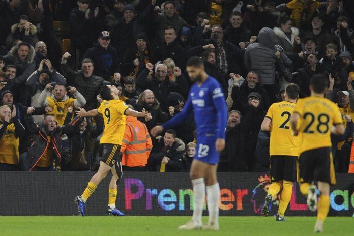Chelsea Kalah Saat Bertandang Ke Wolverhampton