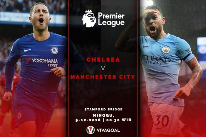 Dual Papan Atas Liga Inggris Antara Chelsea dan City