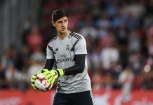 Hasrat Courtois Yang Ingin Membawa Madrid Juara Piala Dunia AntarKlub