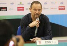 Dejan Antonic Ogah Tanggapi Terkait Dengan Persija