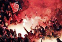 Dibalik Rekor Sempurna, Eintracht Frankfurt Terancam Sanksi Berat UEFA E