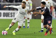 Neymar Kembali Mengalami Cedera Usai Bermain Lawan Bordeauox