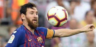 Messi Tak Bergairah Main di Italia